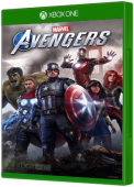 Marvel's Avengers Xbox One Cover Art