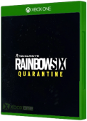 Rainbow Six Quarantine video game, Xbox One, xone