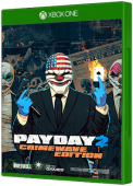 Payday 2: Crimewave Edition Xbox One Cover Art