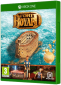 Fort Boyard: The Game Xbox One Cover Art
