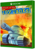 Attack of the Toy Tanks Xbox One Cover Art