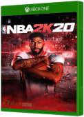 NBA 2K20 video game, Xbox One, xone