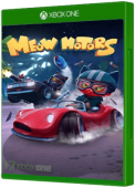 Meow Motors Xbox One Cover Art
