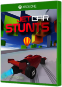 Jet Car Stunts Xbox One Cover Art