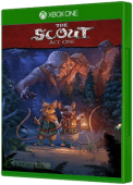 The Lost Legends of Redwall : The Scout Xbox One Cover Art