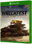 Wreckfest Xbox One Cover Art