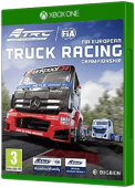 Truck Racing Championship Xbox One Cover Art