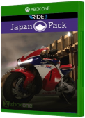 RIDE 3 - Japan Pack Xbox One Cover Art
