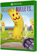 Bouncy Bullets Xbox One Cover Art