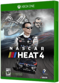 NASCAR Heat 4 Xbox One Cover Art