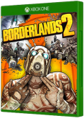 Borderlands 2 Xbox One Cover Art