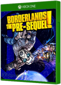Borderlands: The Pre-Sequel Xbox One Cover Art