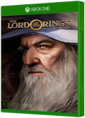 The Lord of the Rings: Adventure Card Game Xbox One Cover Art