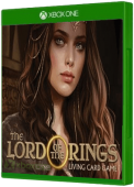The Lord of the Rings: Living Card Game Xbox One Cover Art