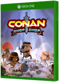 Conan Chop Chop Xbox One Cover Art