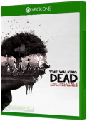 The Walking Dead: The Telltale Definitive Series Xbox One Cover Art