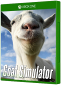 Goat Simulator Xbox One Cover Art