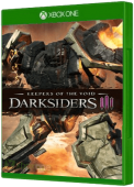 Darksiders III: Keepers Of The Void Xbox One Cover Art