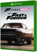 Forza Horizon 2 Presents Fast & Furious Xbox One Cover Art