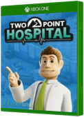 Two Point Hospital Xbox One Cover Art