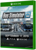 Bus Simulator Xbox One Cover Art