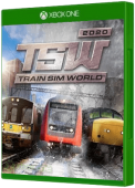 Train Sim World 2020 Xbox One Cover Art