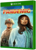 Pandemic: The Board Game Xbox One Cover Art