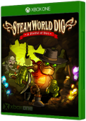 SteamWorld Dig Xbox One Cover Art