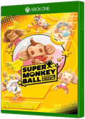 Super Monkey Ball Banana Blitz HD Xbox One Cover Art