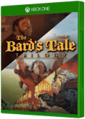 The Bard's Tale Trilogy Xbox One Cover Art