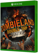 Zombieland: Double Tap Road Trip Xbox One Cover Art