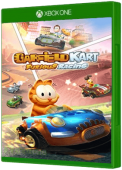 Garfield Kart: Furious Racing Xbox One Cover Art