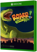 Roarr! Jurassic Edition Xbox One Cover Art