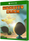 Gravity Duck Xbox One Cover Art