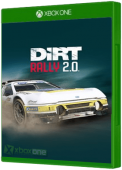 DiRT Rally 2.0: Ford RS200 Evolution Xbox One Cover Art