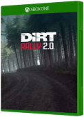 DiRT Rally 2.0: Wales Rallycross Xbox One Cover Art