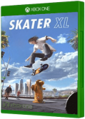 Skater XL Xbox One Cover Art