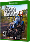 Farming Simulator 15 Xbox One Cover Art