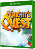 A Knight's Quest Xbox One Cover Art