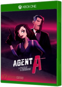 Agent A: A puzzle in disguise Xbox One Cover Art
