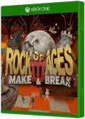 Rock of Ages III: Make & Break Xbox One Cover Art