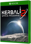Kerbal Space Program 2 Xbox One Cover Art