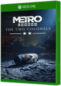 Metro Exodus: The Two Colonels Xbox One Cover Art