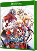 BlazBlue: Chrono Phantasma Extend Xbox One Cover Art