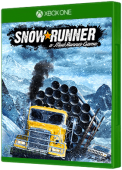 SnowRunner Xbox One Cover Art