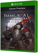 Immortal Realms: Vampire Wars Xbox One Cover Art