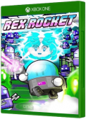 Rex Rocket Xbox One Cover Art