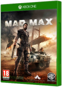 Mad Max Xbox One Cover Art