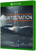 Disintegration Xbox One Cover Art