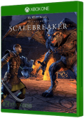 The Elder Scrolls Online: Tamriel Unlimited - Scalebreaker Xbox One Cover Art